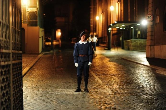 guard vatican william miero reizen