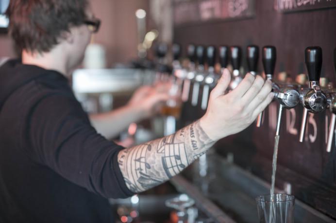 Kaapse Brouwers | William Miero | Vrij werk | Bier | Rotterdam | Katendrecht