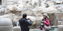 trevi fountain william miero reizen